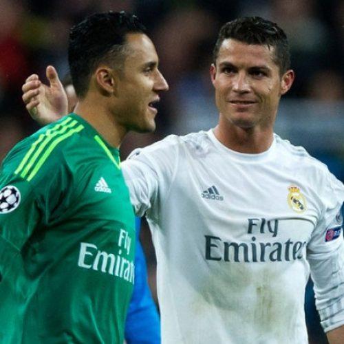 Ronaldo zbulon sekretin e golit nga gjuajtja e lirë (Video)