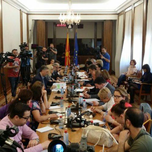 Vazhdon debati për propozimin për impiçment të presidentit Ivanov