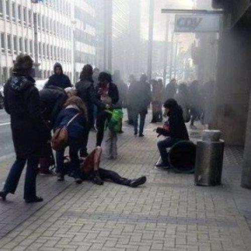 Shpërthim tjetër në Bruksel, kësaj radhe në stacionin e trenave (Foto)