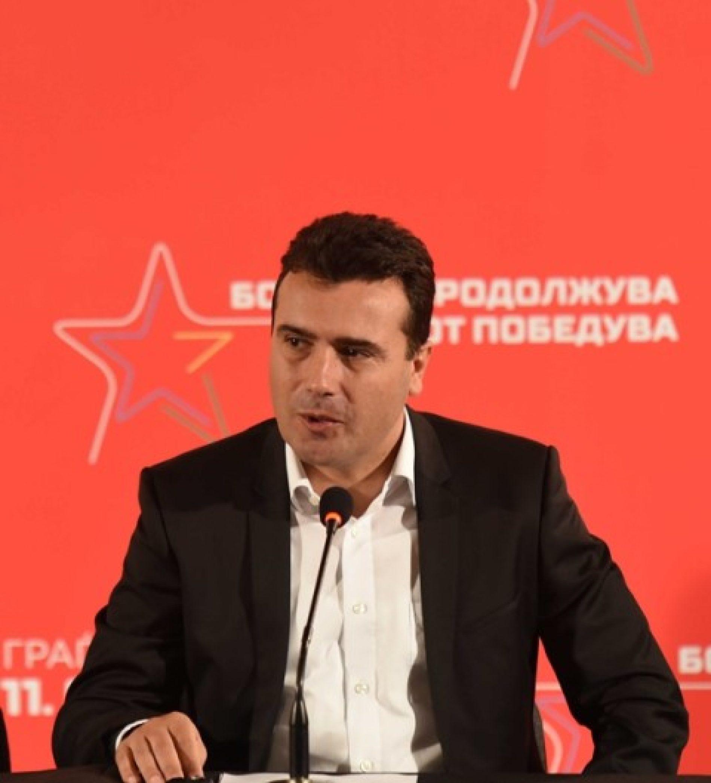 Zaev: Marshi qytetar më 11 tetor, Lufta vazhdon, zëri fiton!