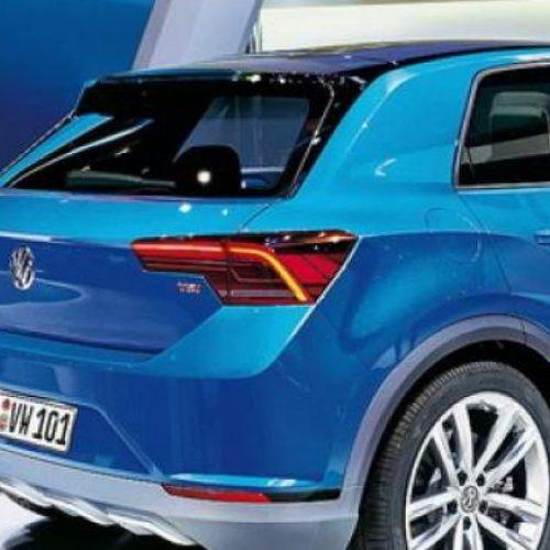 Volkswagen Golf me SUV të ri, gjatë vitit të ardhshëm (Foto)