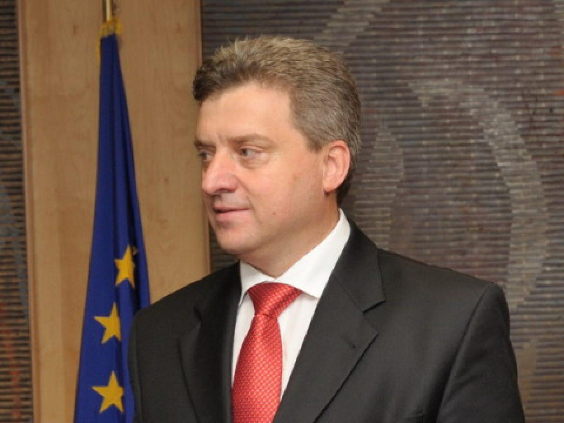Ivanov: Maqedonia dhe Greqia duhet të bashkëpunojnë në krizën e refugjatëve