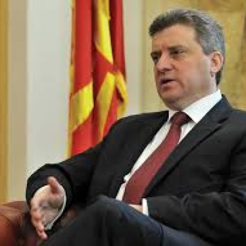 Ivanovi tërheq vendimin për falje të politikanëve?
