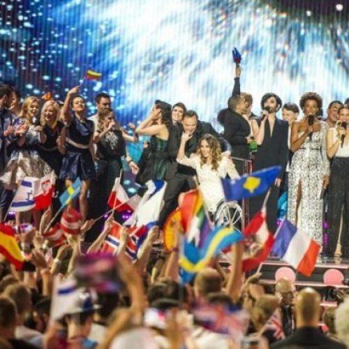 Eurovisioni pishman: Shqipëria do të përjashtohet nëse valëvitet flamuri i Kosovës!
