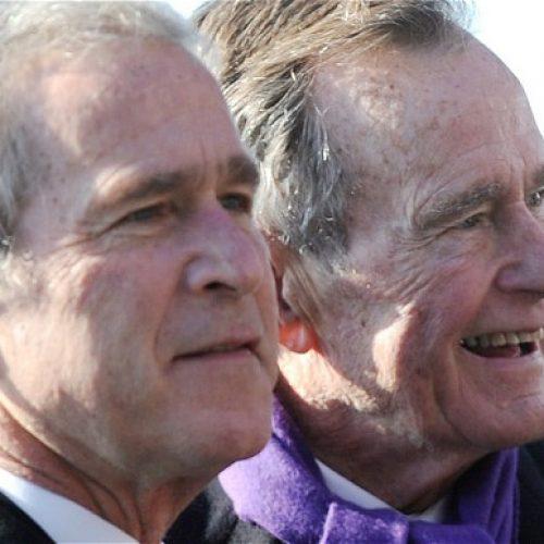 Dy ish-presidentët Bush: Nuk e mbështesim Trumpin