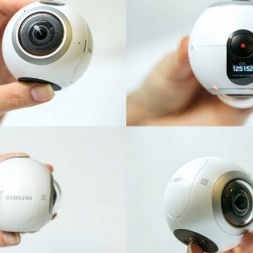 Samsung e lanson zyrtarisht Gear 360