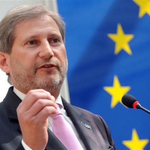 Hahn përmes Orav përcjell porositë deri tek liderët