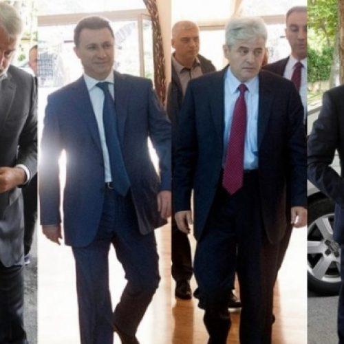 Diplomatët për zgjidhjen e krizës: Qeveri teknike dhe anulimi i faljes së Ivanovit