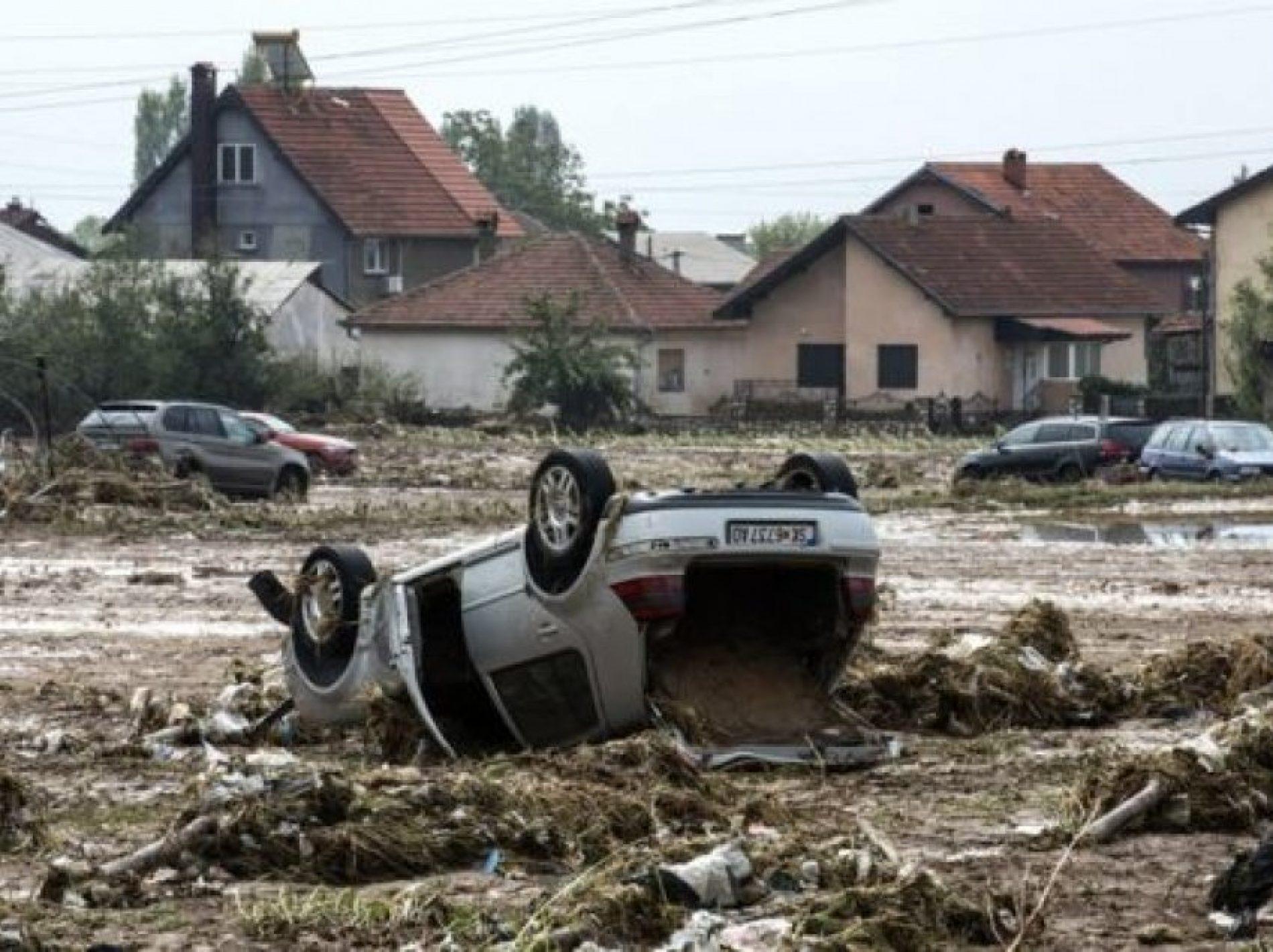 Përmbytjet katastrofike, nis vlerësimi i dëmeve