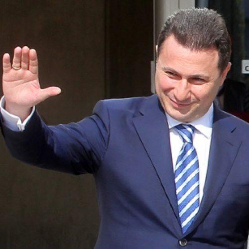 LSDM: Nikolla Gruevski nuk mund t`i ikë gjithmonë burgut