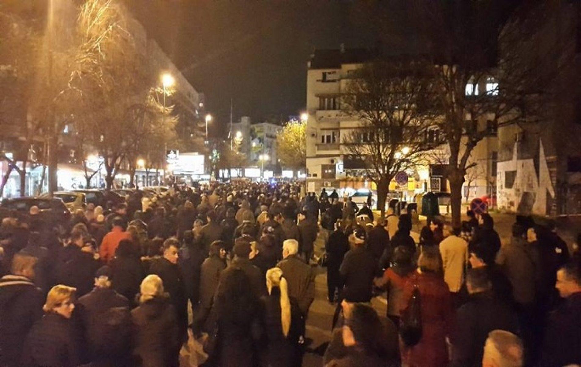 Protestoj: Sot nuk ka protesta, vazhdojmë nesër me forca të reja