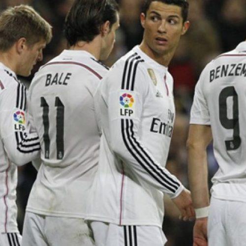Reali pa tre super yje kundër Sociedadit