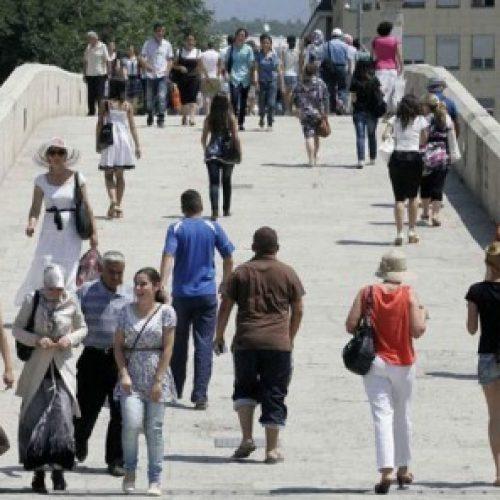 Top 10 shtetet ku jetohet më lirë, Kosova e treta, Maqedonia e 10-ta