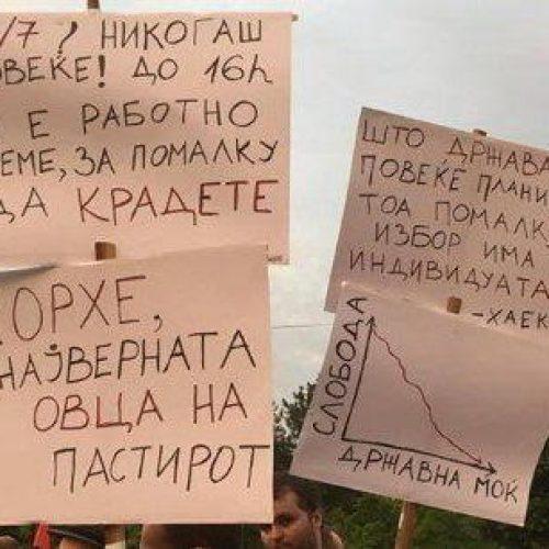 Në Londër dhe Australi do të protestohet kundër presidentit Ivanov