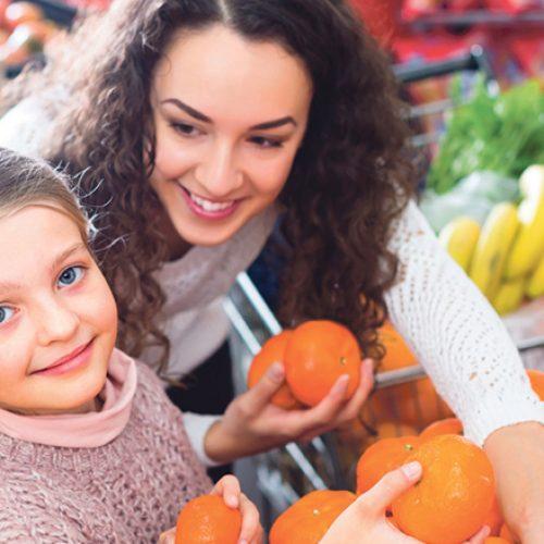 A na shëndoshin mandarinat?