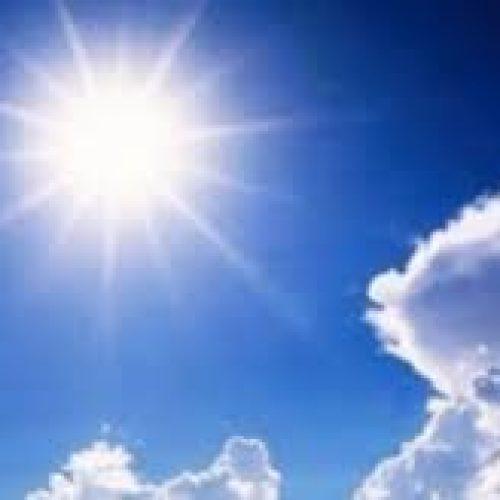 Mot me diell me temperaturë deri në 21 gradë