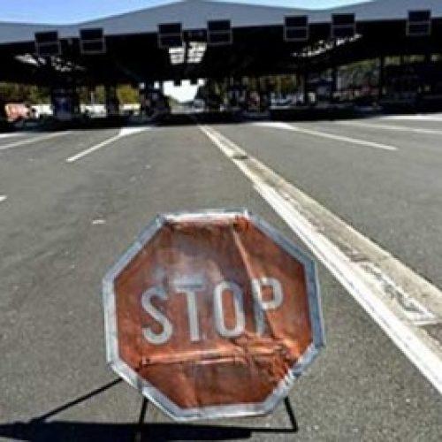 Evzoni edhe sot i mbyllur, ja gjendja në rrugët tjera të Maqedonisë