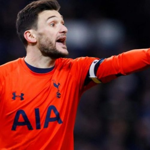 Lloris objektiv i Real Madridit