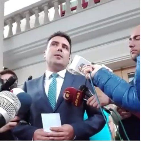Zaev: Presim që për më pakë se 10 ditë t'i mbarojmë bisedimet për formimin e Qeverisë