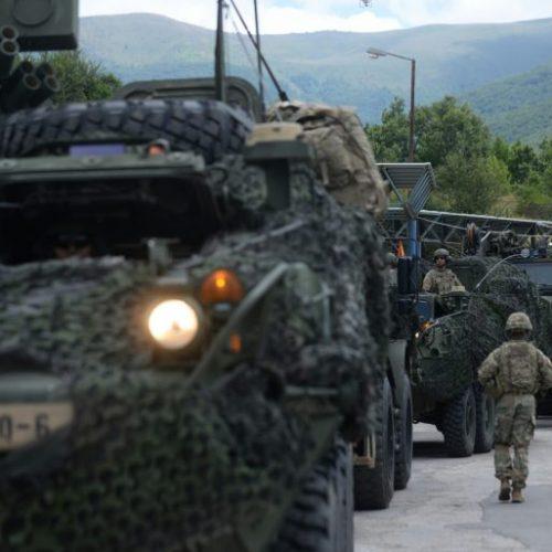 Shuhen shpresat e Rusisë, ushtria amerikane hyn në Maqedoni (Foto)