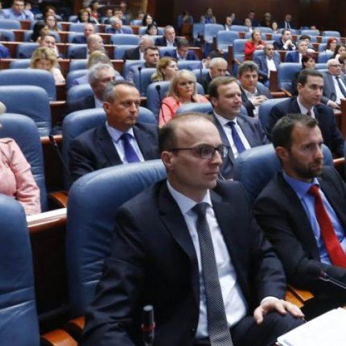 VMRO përsëri pengon debatin për shkarkimin e Zvërlevskit