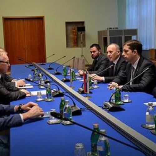 Gjuriq: Kemi njoftuar Brukselin që jemi të gatshëm për vazhdimin e dialogut me Kosovën