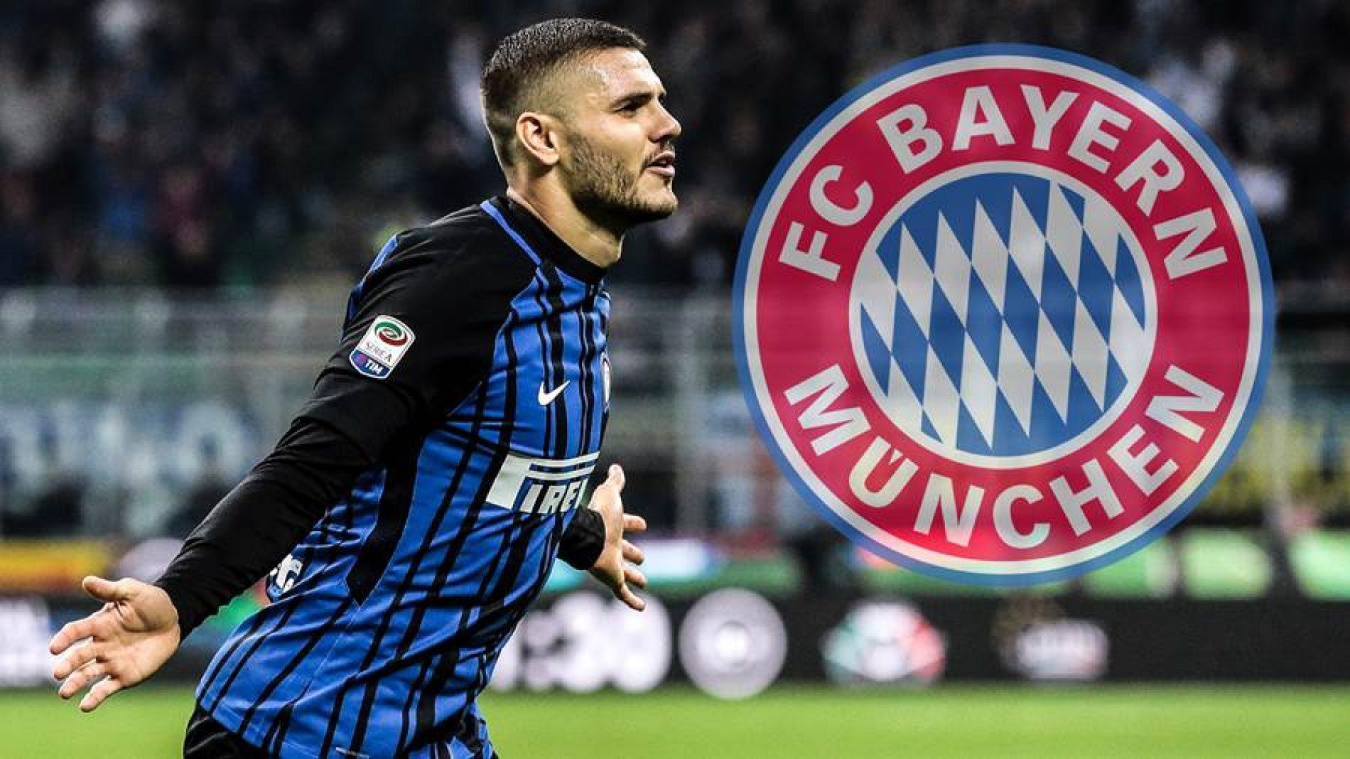 Bayern Munich i bashkohet garës për Icardin