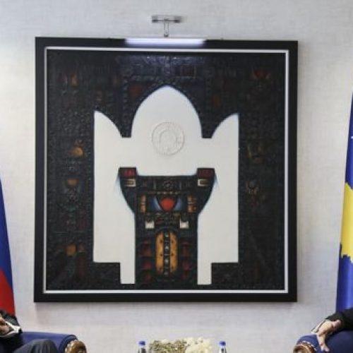 Presidenti slloven shpreh mbështetjen ndaj Kosovës