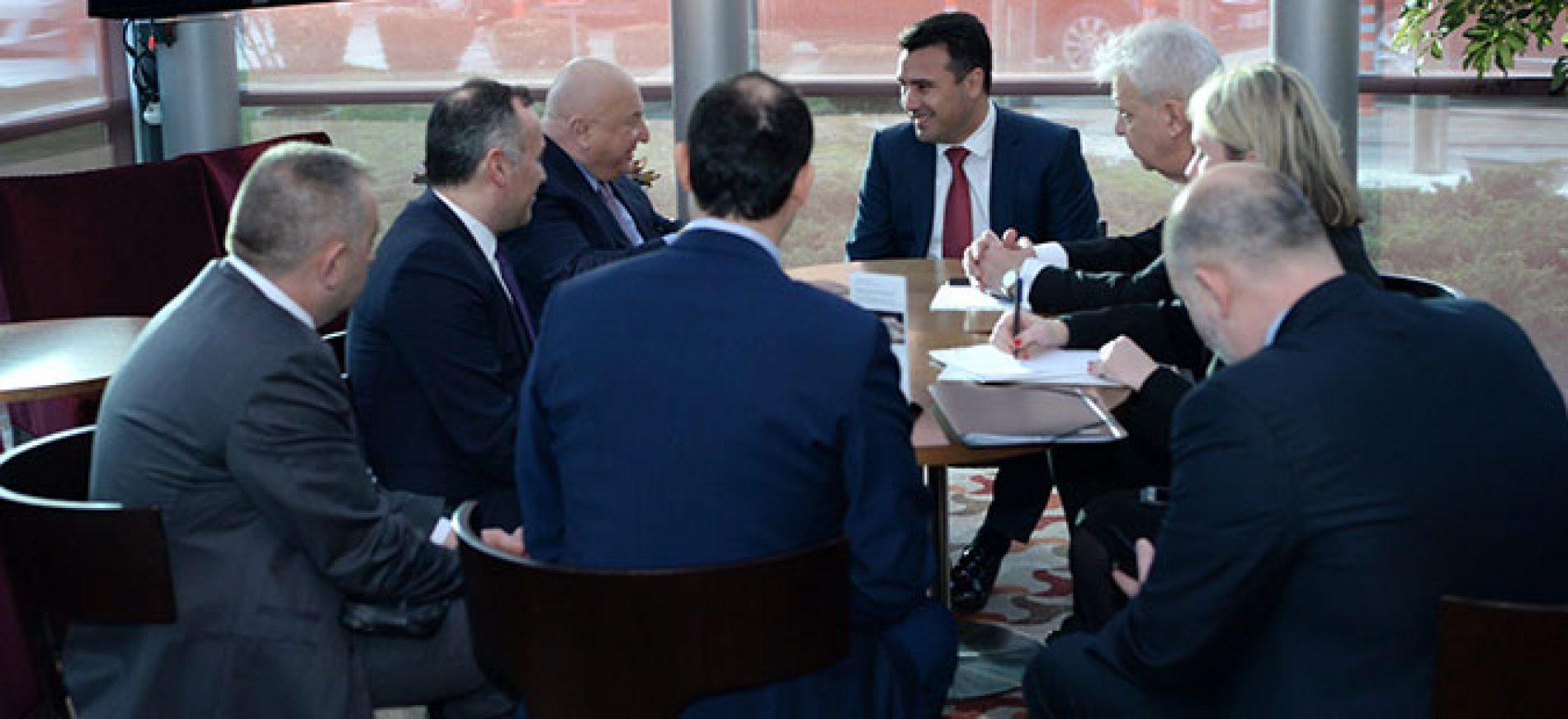 TAV do të investojë 45 milionë euro në projekte në Maqedoni