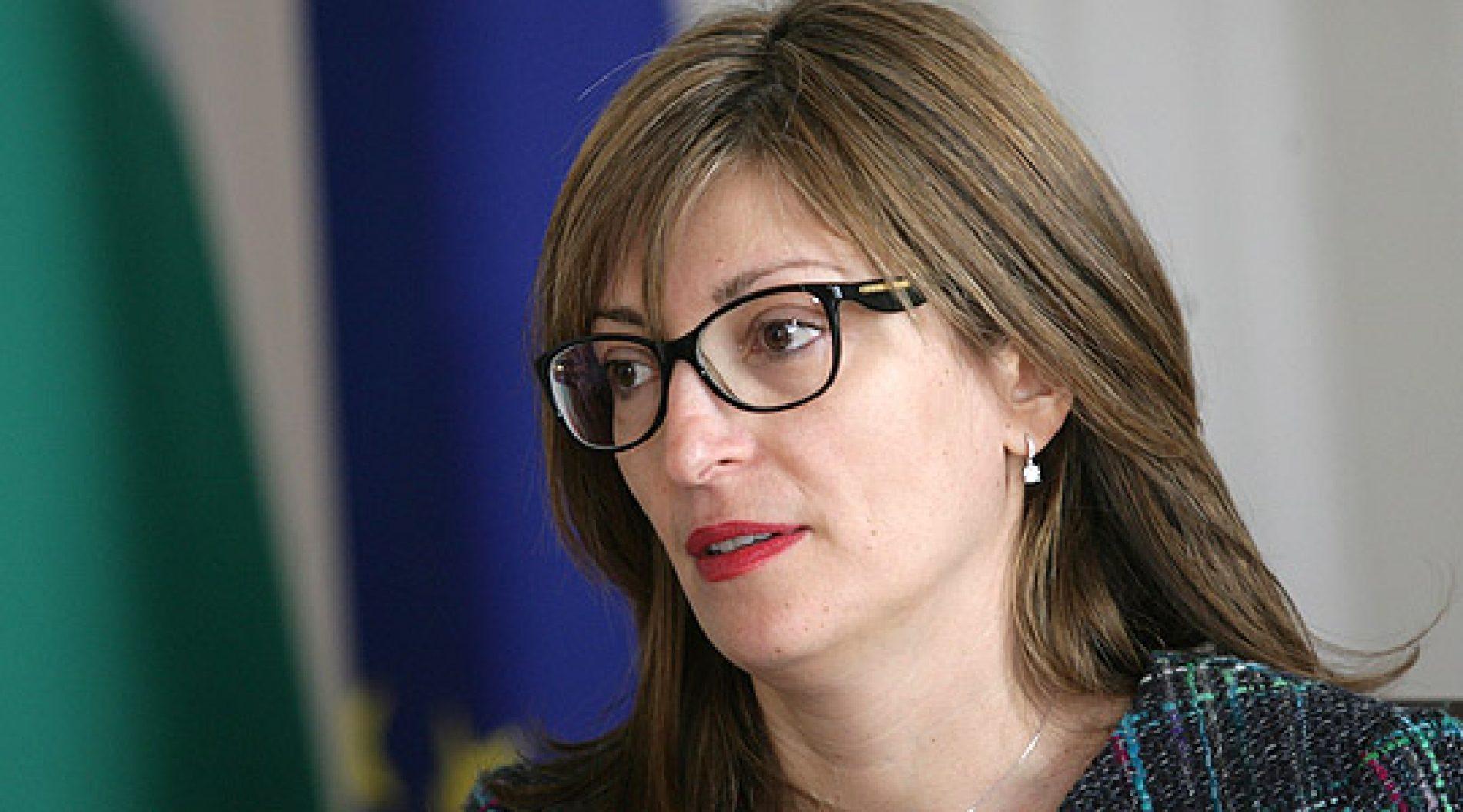 Zharieva: T'i lëmë Athinën dhe Shkupin vetë ta zgjidhin çështjen e emrit