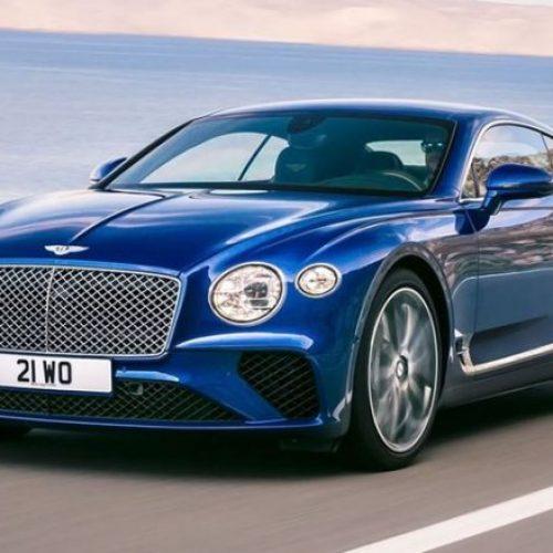 Bentley pritet të shpalosë një 'model të ri ngacmues' (Foto)