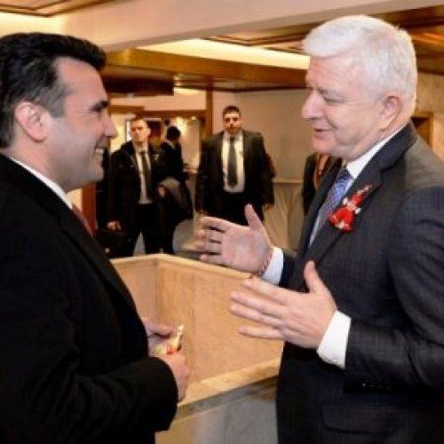 Takimi Zaev-Markoviç: Në fokus linja ajrore Shkup-Podgoricë-Sarajevë