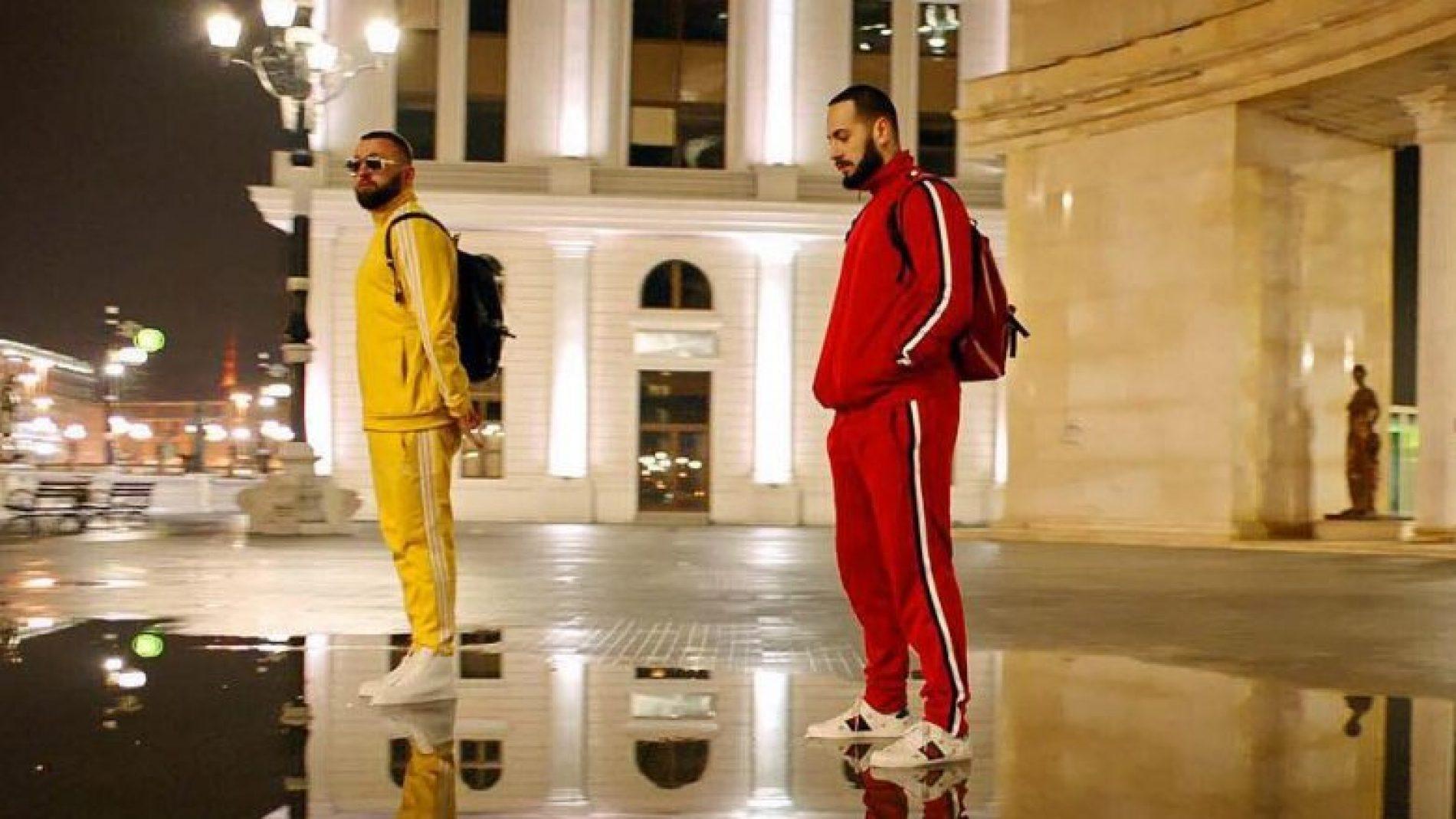 """""""Pasha jetën"""", lansohet dueti nga Capital T dhe Majk"""