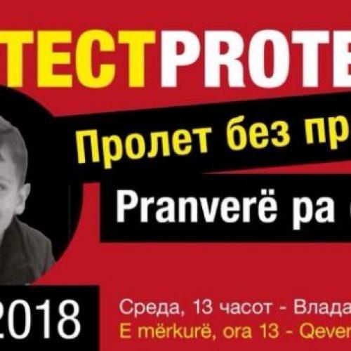 Rasti i Almirit, sot protestohet para Qeverisë