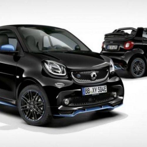 Mercedesi sjell Smartin e parë elektrik (Foto)