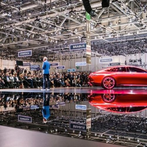 Filloi edicioni i 88-të i Geneva Motor Show